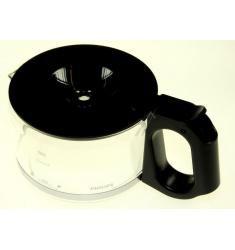 Jarra negra para cafetera Philips Daily HD7450