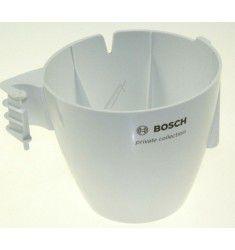 Porta filtro blanco cafetera Bosch Private Collection