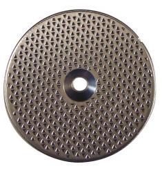 Filtro metálico pistón grupo de erogación cafetera Saeco