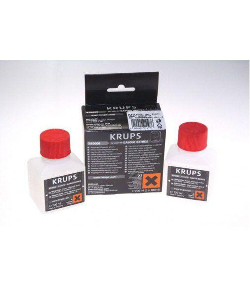 Líquido limpiador de leche cafetera Krups