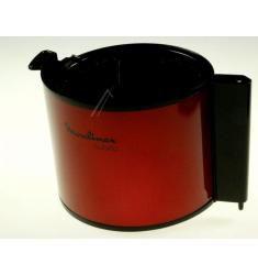 Porta filtro completo rojo cafetera Moulinex Subito