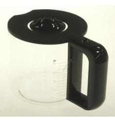 Jarra negra para cafetera Bosch Styline, Siemens