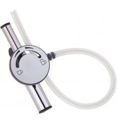 Tubo vaporizador de leche cafetera Bosch, Siemens