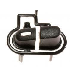 Botón de encendido negro cafetera Krups